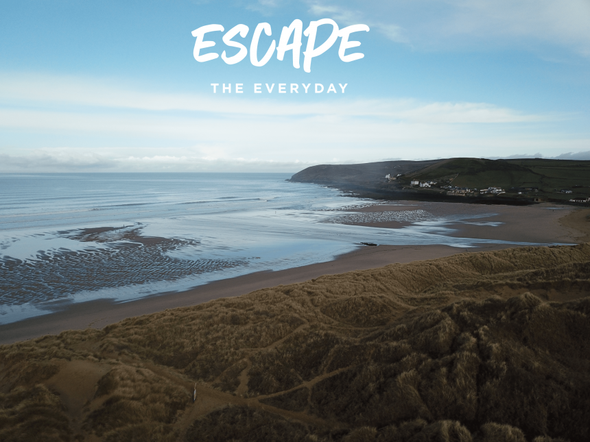 Esacpe the everyday-min