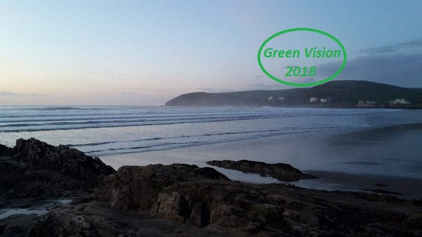 Green Vision for 2018